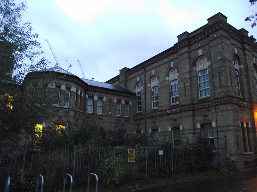 The Lambeth Workhouse