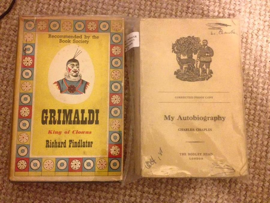 Griamldi & Chaplin