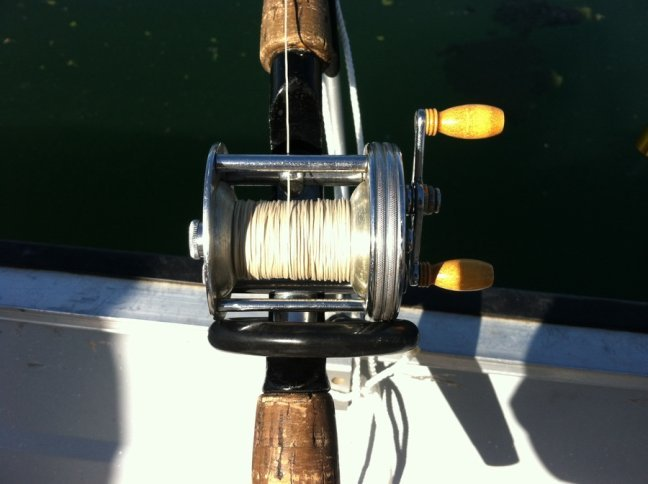 Monofilament flurorcarbon and braided lines compared for Braided fishing line vs monofilament
