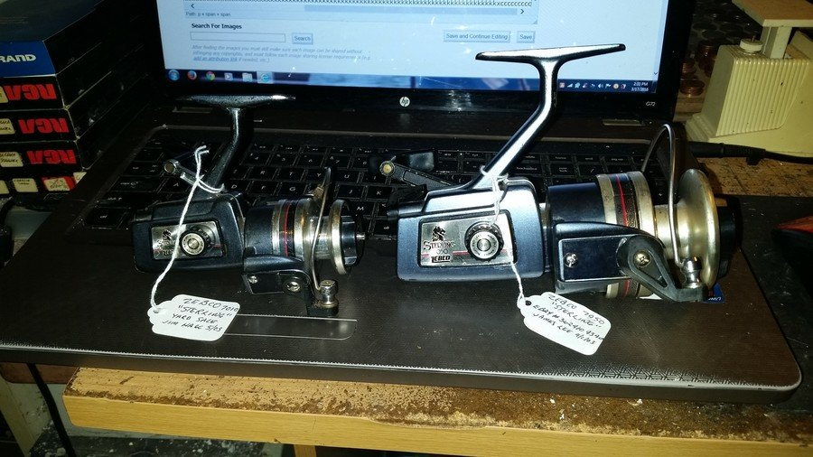 Zebco Spinning Reels 1962 To Mid 1980s | Fishing Talks