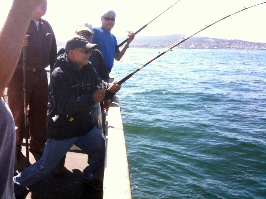 Gear for different types of fishing fishing talks for Deep sea fishing gear