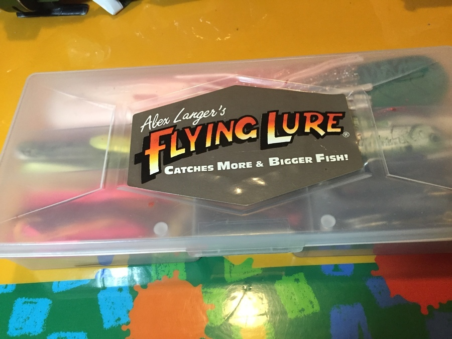 Which type of fishing lure is good for which fish for Fishing lure as seen on tv