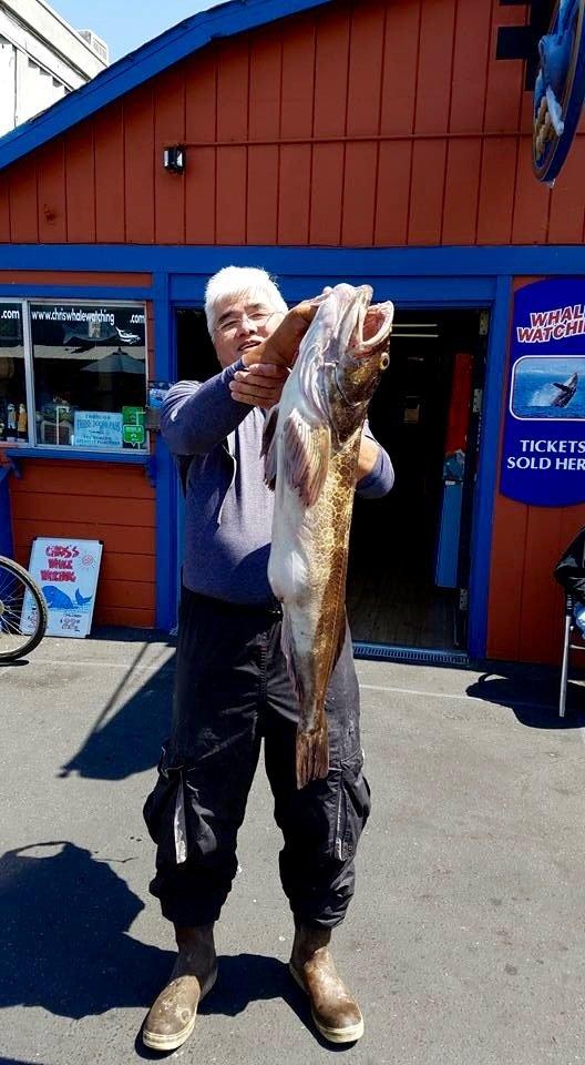 West coast deep sea fishing august 2016 fishing talks us for Deep sea fishing san francisco