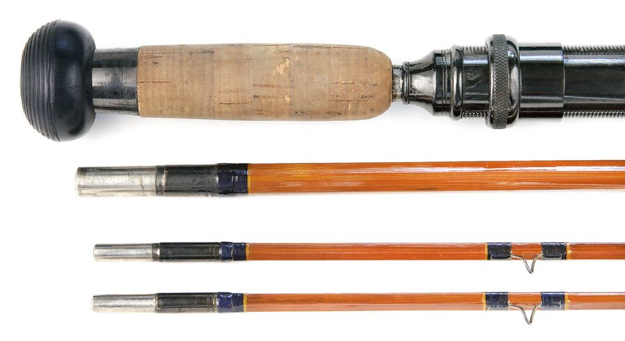 Heddon pal fishing rod bing images for Vintage fishing rod identification