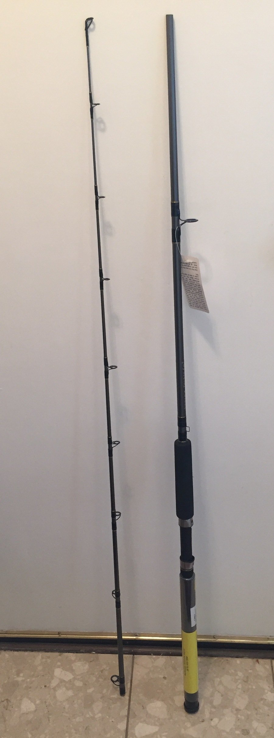 What is the difference between a boat fishing rod a fly for Boat fishing rods