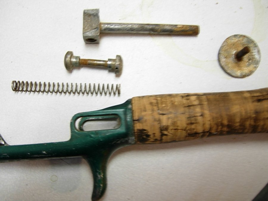 True Temper Speed Lock Handle Picture