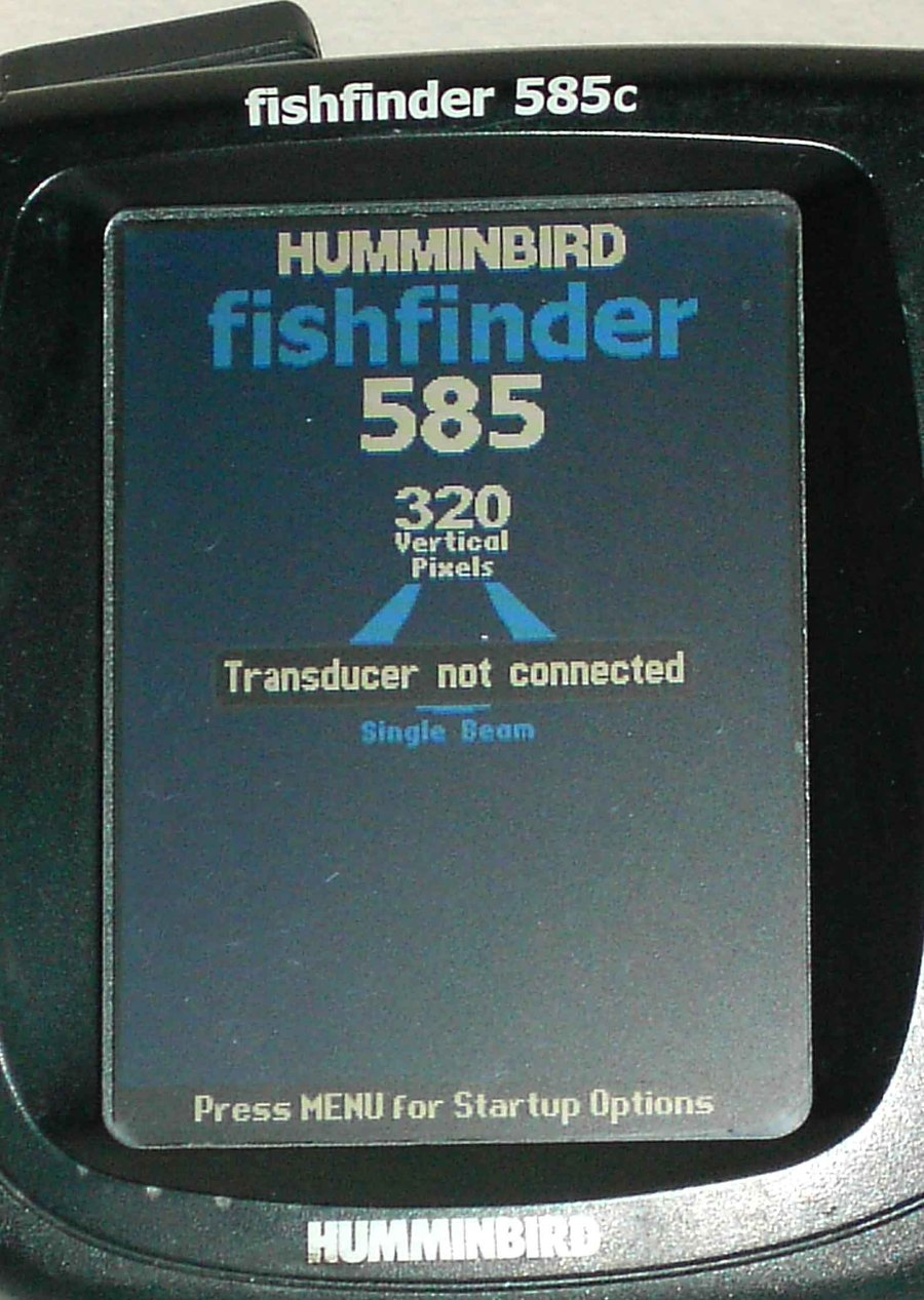 humminbird 585c fish finder for sale. very good condition! colors, Fish Finder