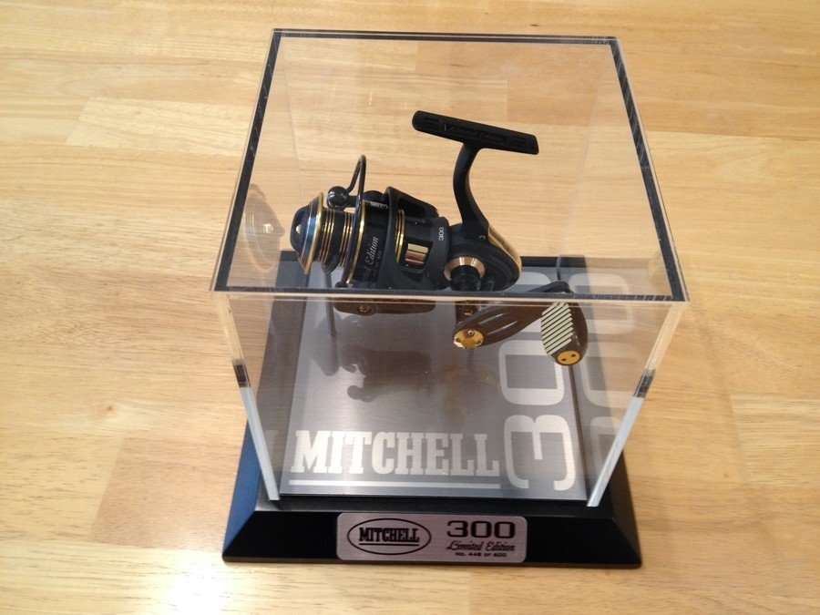 I won a limited edition 300 fishing reel at bass pro shops for Bass pro shop fishing reels