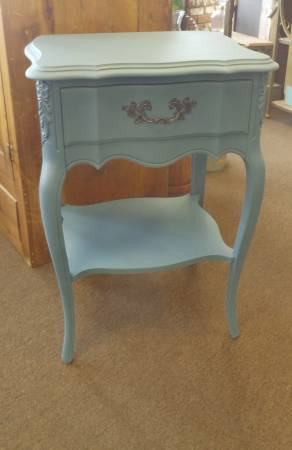 In Search Of Dixie French Provincial Nightstand Detail As Shown In Photo I My Antique