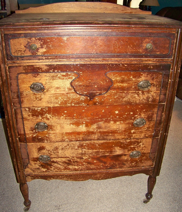 Age Of This Chest Of Drawers  My Antique Furniture Collection