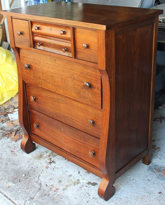 Two Dressers Age And Value My Antique Furniture Collection