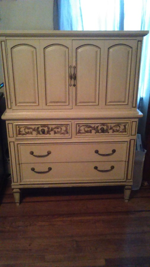 Thomasville French Provincial Chest My Antique Furniture