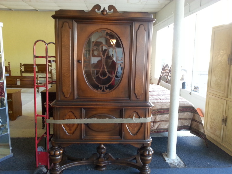 Can Anyone Tell Me Any Thing About This China Cabinet
