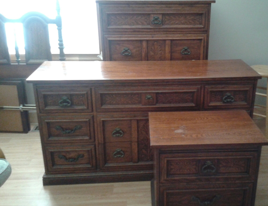 piece dixie bedroom set my antique furniture collection