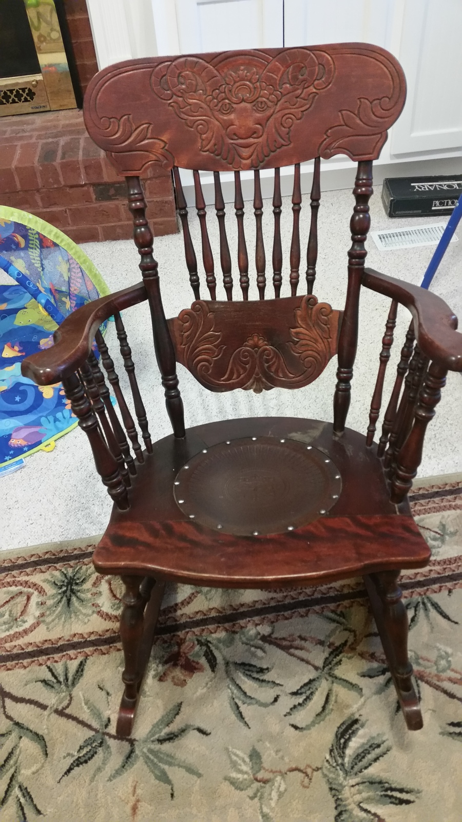 Antique wooden rocking chairs - Rocking Chair