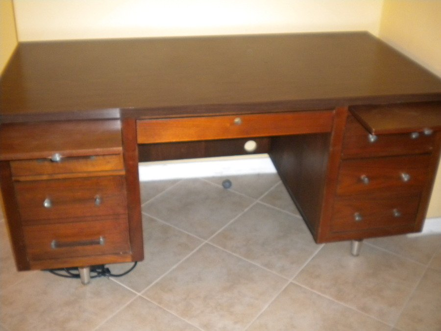 Alma Furniture Company Office Desk My Antique Furniture