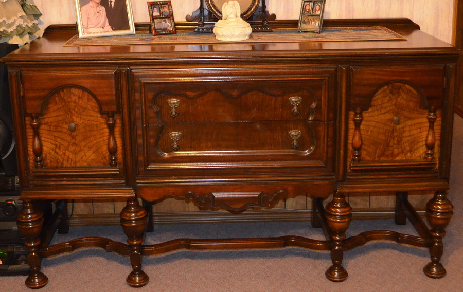 buffet | my antique furniture collection