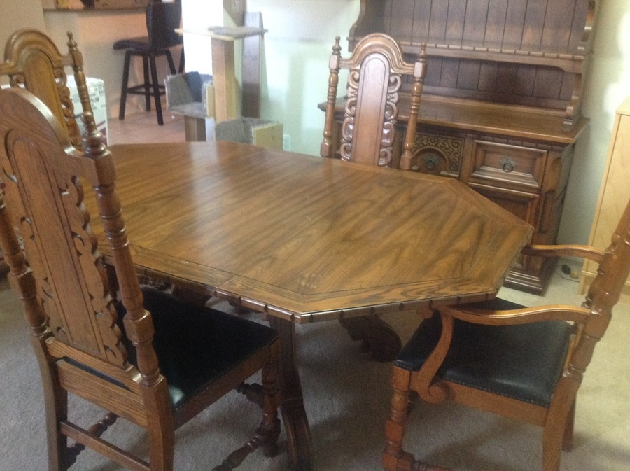 55 dining room set north carolina i have a link for B m dining room table