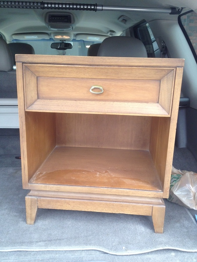 Looking for a vintage drexel nightstand with numbers 2847 for Looking for furniture