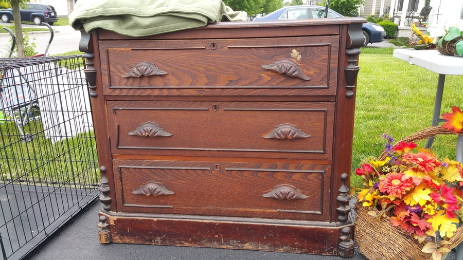 eastlake or dresser my antique furniture collection