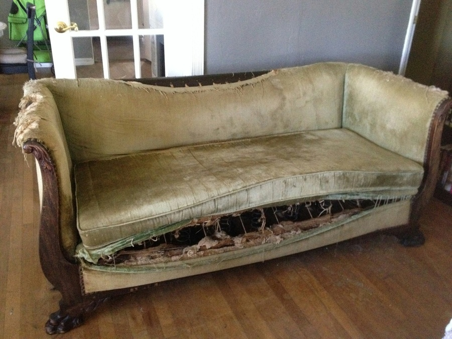 Image result for old sofa
