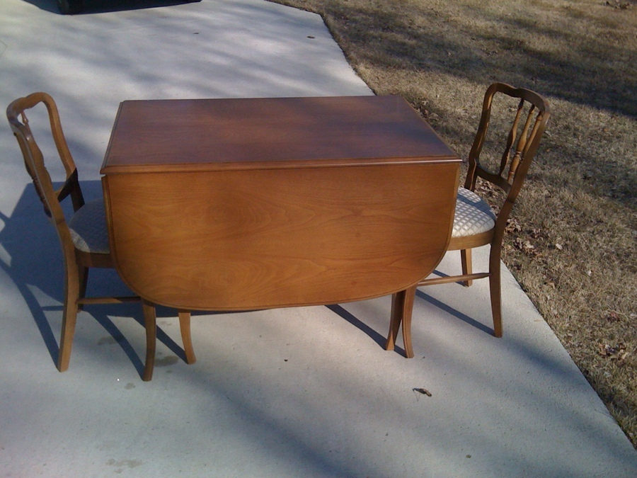I Have A Drexel Dining Room Table Manufactured In 1959 It S