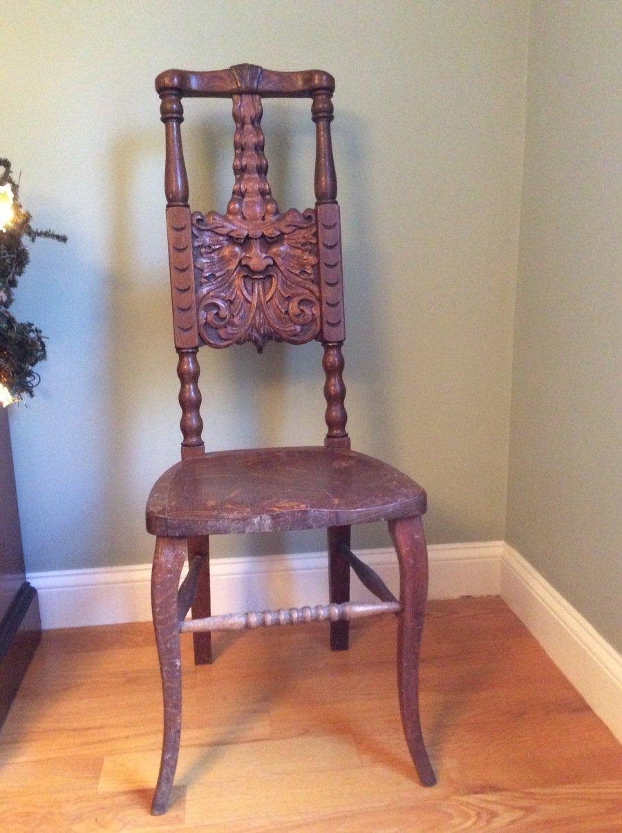 Oak North Wind Chair