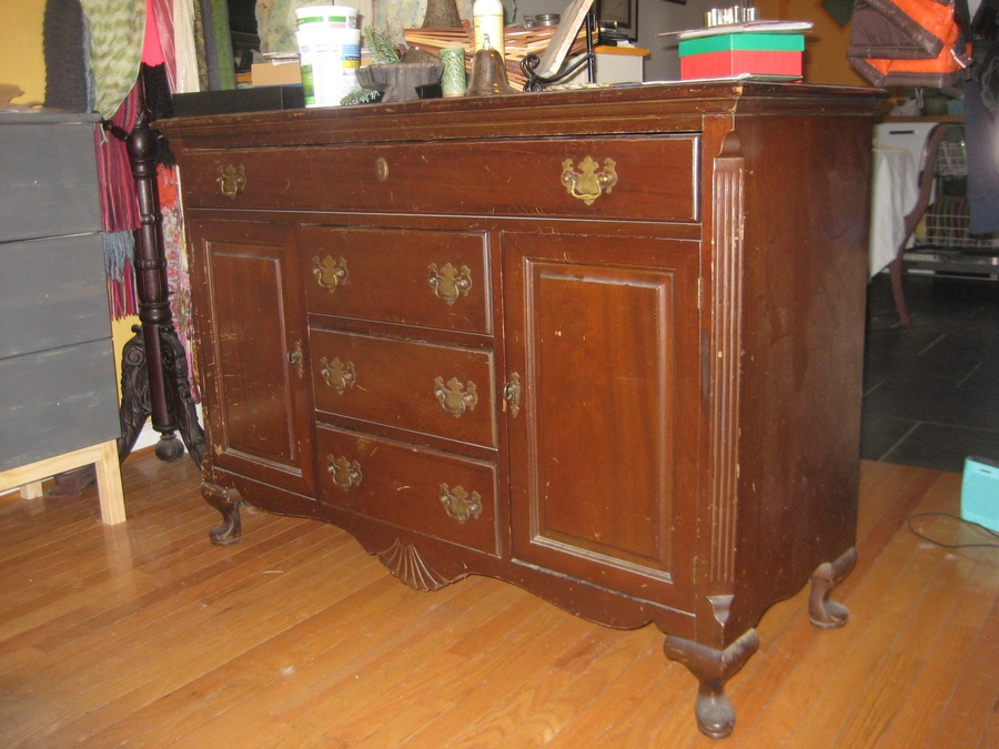 Jamestown Table Co Taylor Made Mahogany My Antique