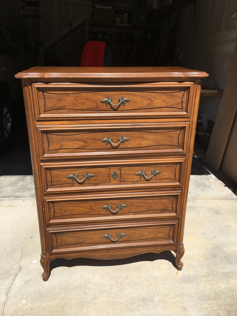 Value Of This Dixie Chest My Antique Furniture Collection