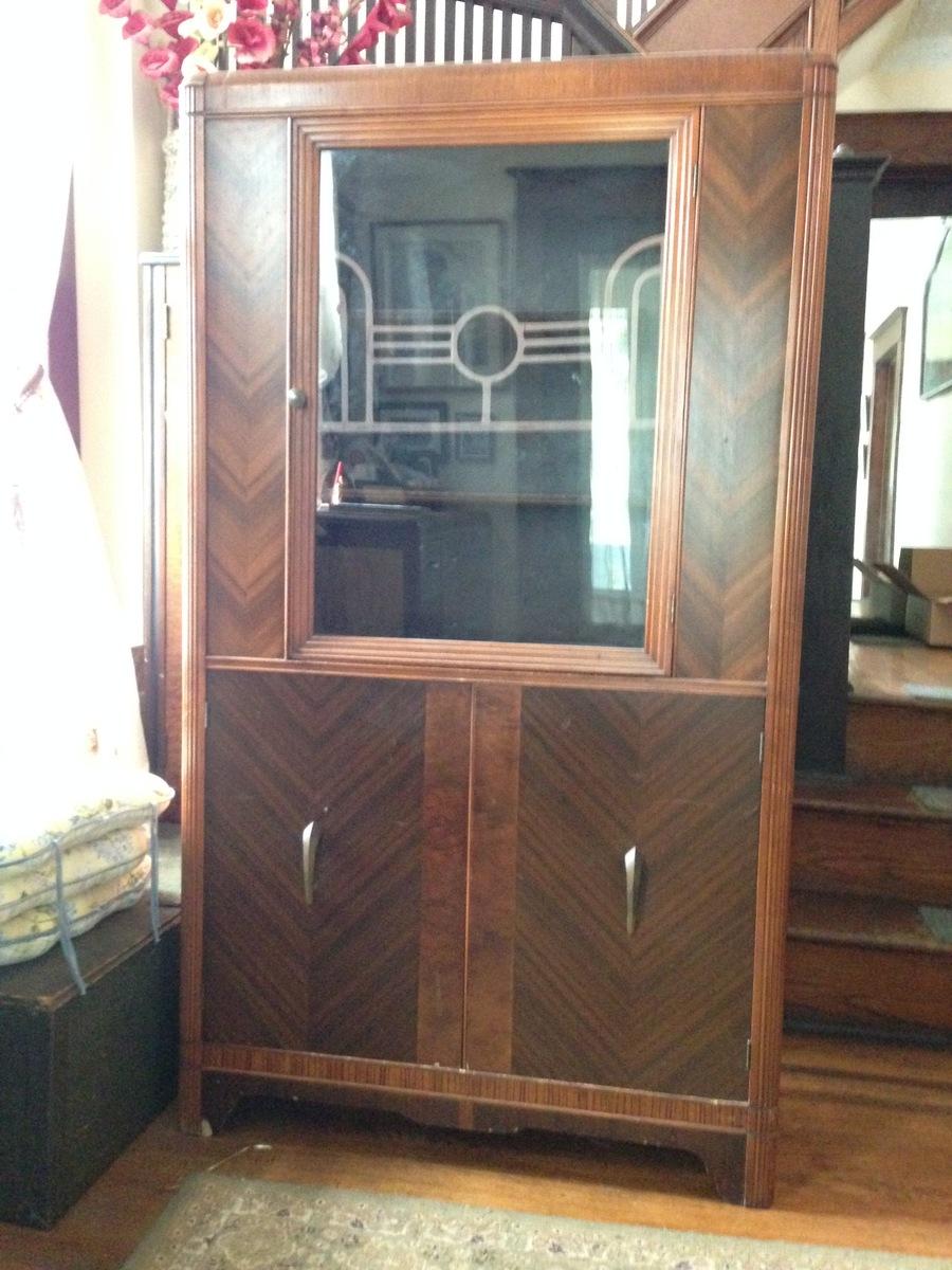 Montgomery Ward Antique Dining Room Set