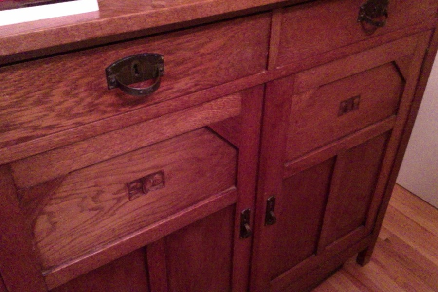 Need help identifying this antique buffet i can 39 t find for Where can i buy vintage furniture
