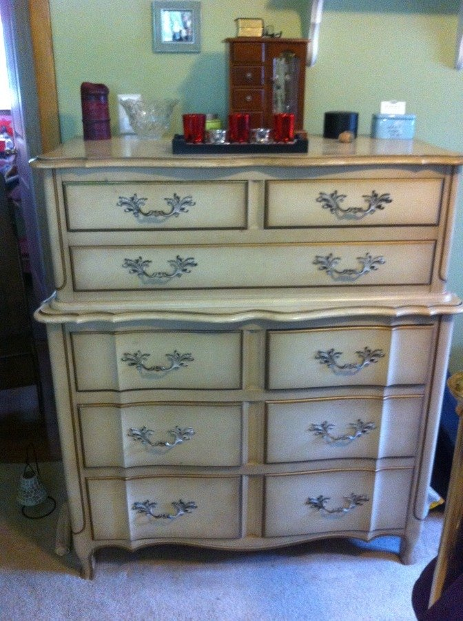 Bedroom Furniture 1950 S i have five pieces of bedroom furniture. it is dated to the 1950's