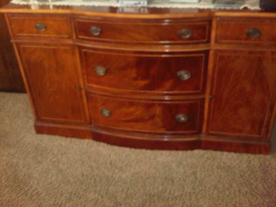 thomasville buffet | my antique furniture collection