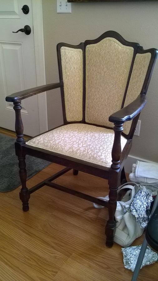 Antique chair cant find anything like it can you help for Where can i buy vintage furniture