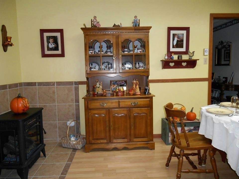 I Have A Cochrane Furniture Combination Hutch And Buffet Or China