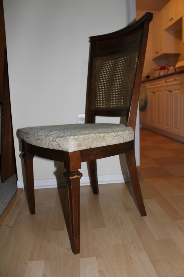 date for vintage cane back dining chairs my antique furniture