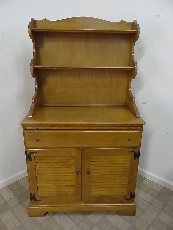 Ethan Allen Baumritter Heirloom Maple My Antique Furniture Collection