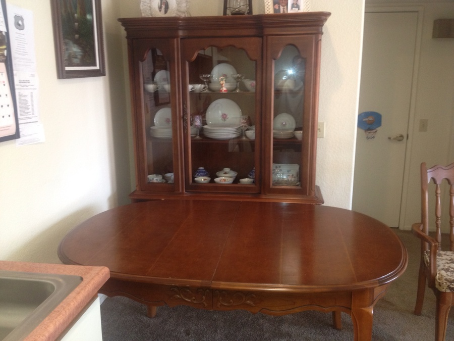I Need A Price On Dinning Table And Matching China Hutch Items Are Almost100 Years Old Great Shape Bassett Furniture Thank You Ken Brumett