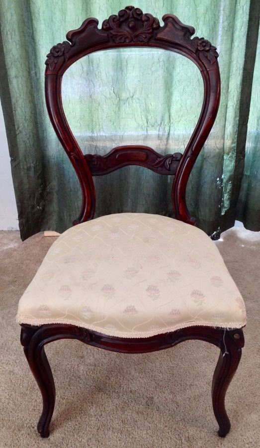 Vintage Chair Finds Any Info