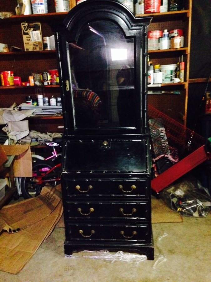 How Much My Jasper Cabinet Worth?its Un A Great Condition Iu0027m Moving And U .