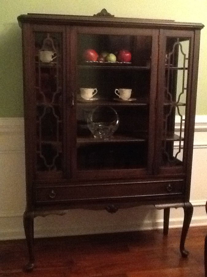 Any Idea How Much This Piece Is Worth? Has An Elk Furniture Tag On It. We  H... | My Antique Furniture Collection