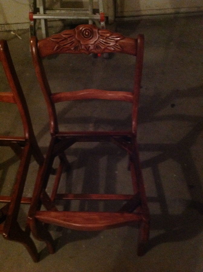 Can Anyone Identify An Old Chair Possibly From North Or