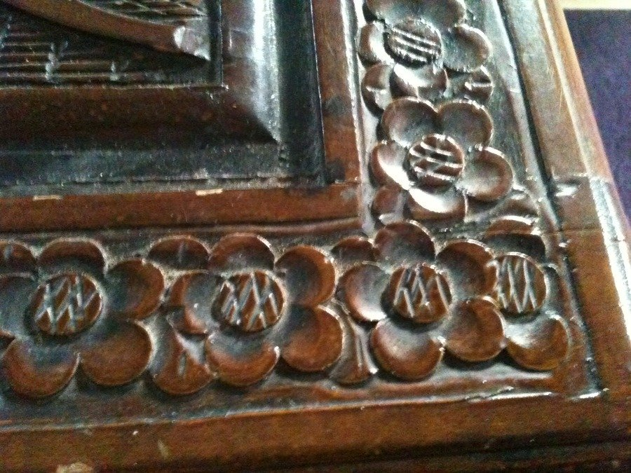 How To Clean Ornate Carving  My Antique Furniture Collection