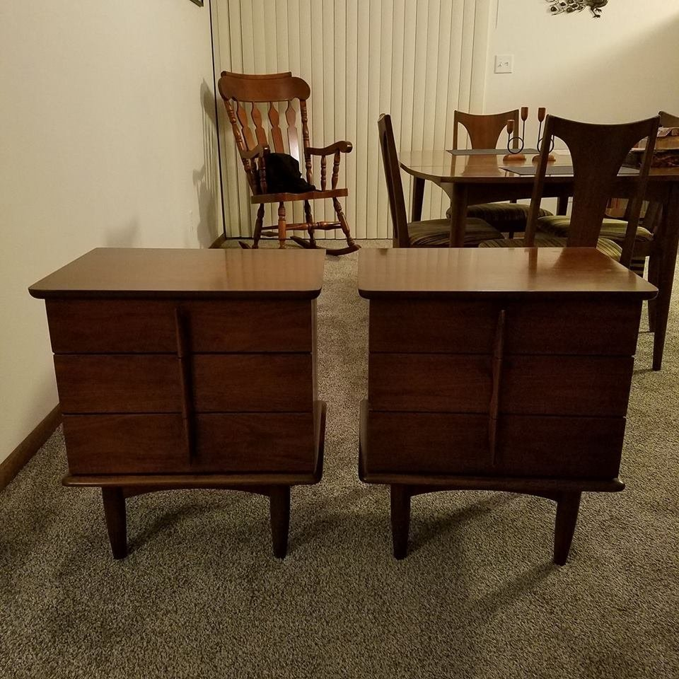 United Furniture Co Nightstands My Antique Furniture