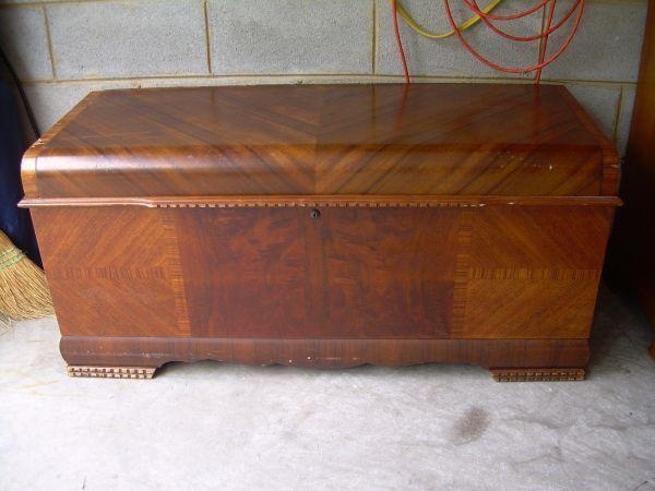 Vintage Cedar Lane Chest My Antique Furniture Collection