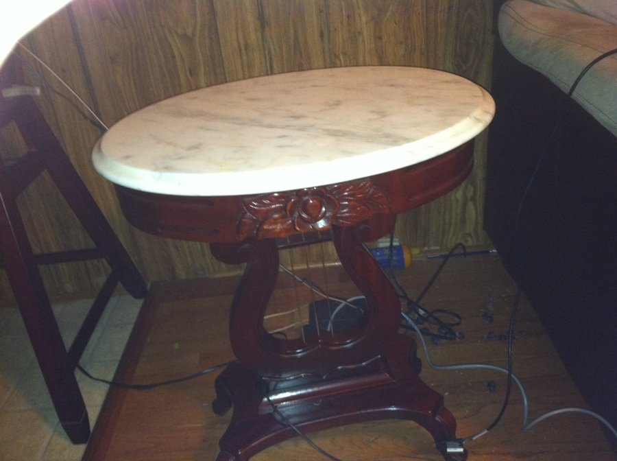 Kimball Lamp Tables My Antique Furniture Collection