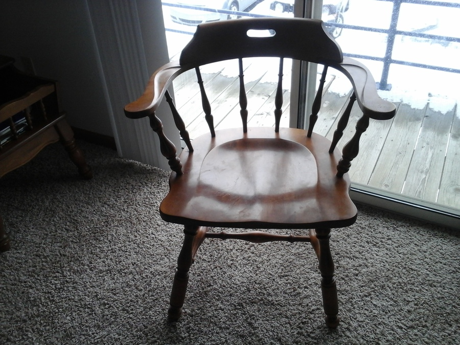 Looking For Ethan Allen Maple Birch Early American Dining Chairs I Have My Antique