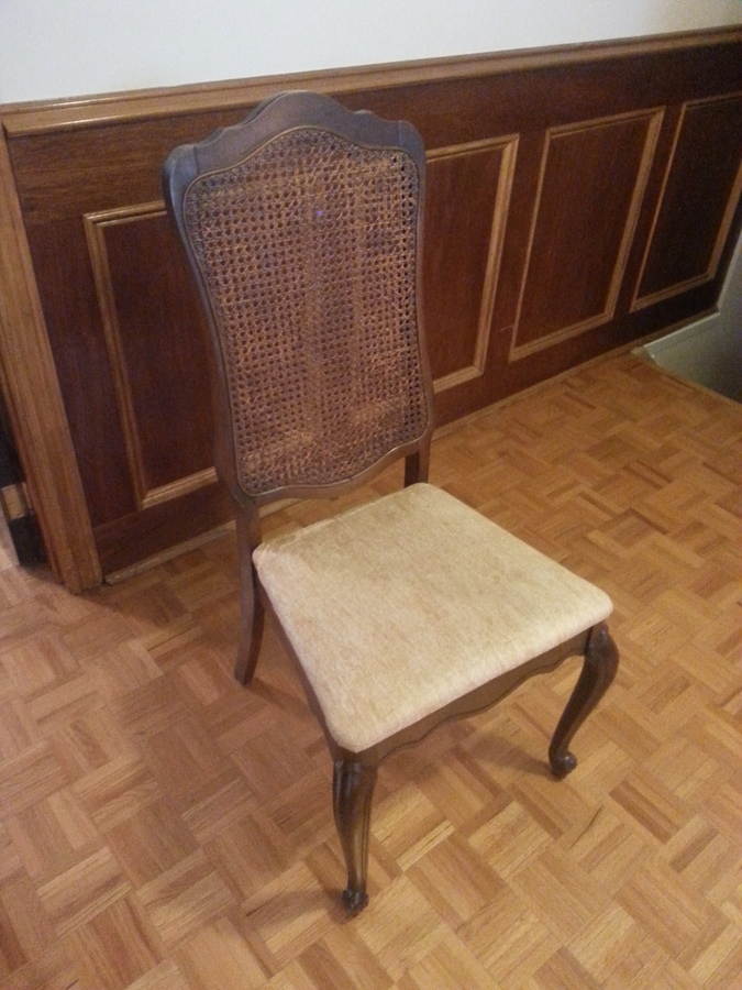 I Have A Pair Of Chairs By The Lenoir Chair Company There