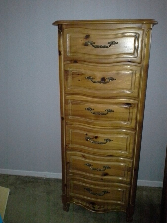 I Also Have Two Pieces Of Henry Link Furniture Maple