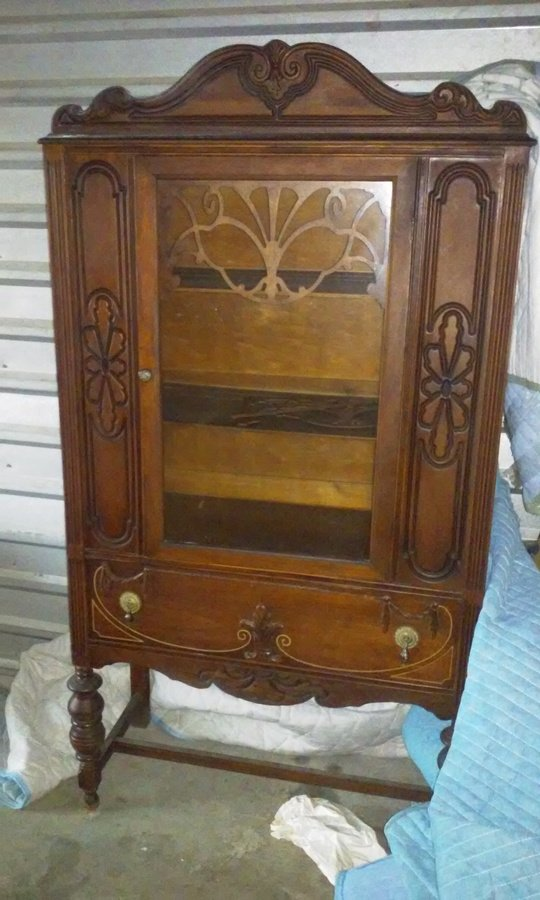 Value Of China Cabinet My Antique Furniture Collection